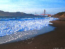 Baker Beach, Golden Gate Bridge