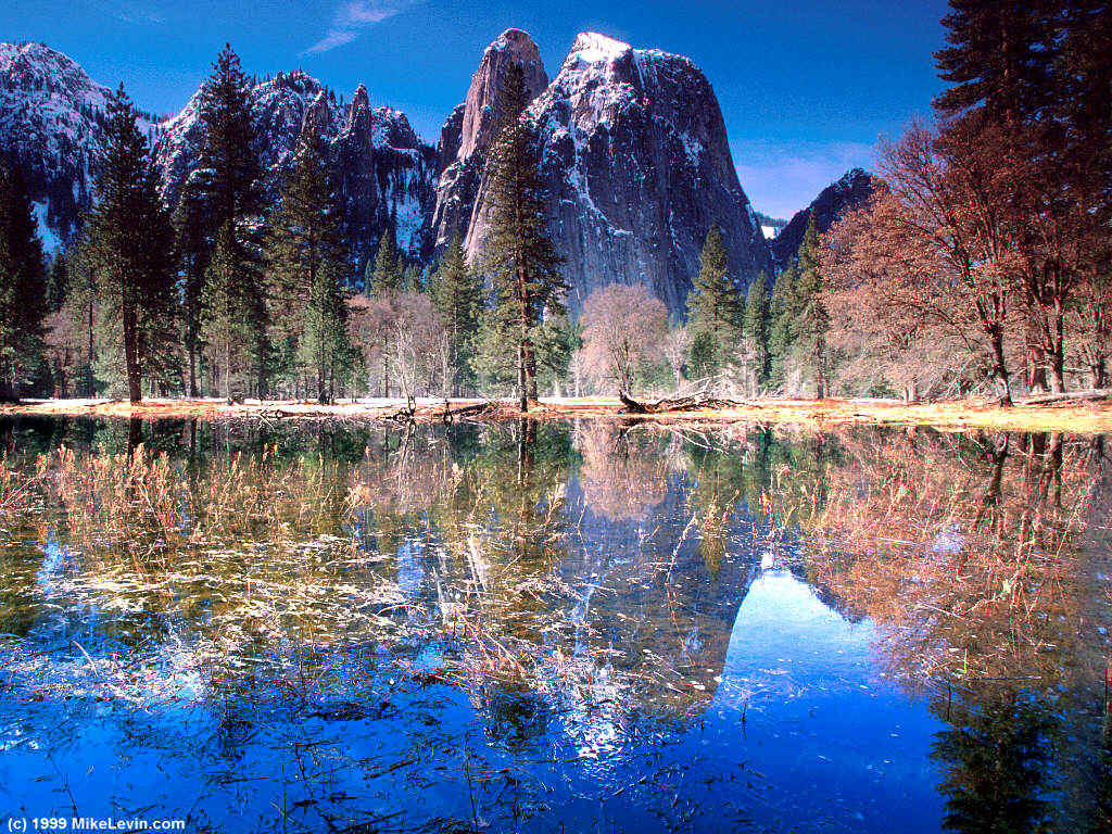 Wallpaper Yosemite