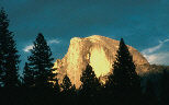 Yosemite N.P.: Half Dome, El Capitan, Glacier Point, Coyote . . .